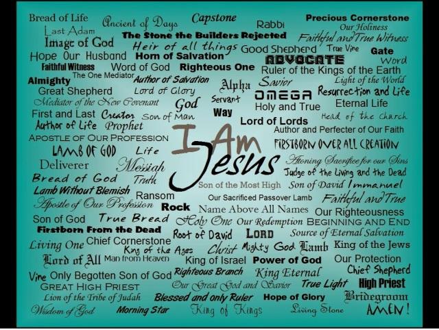 Names of God Wallpaper